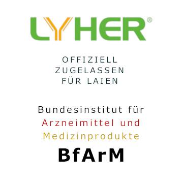 Offiziell vom BfArM zugelassen